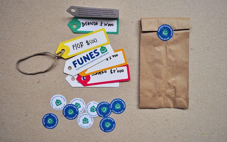 Diseño de empaques para Funes Packaging design for Funes #packaging #tags #etiquetas #funes