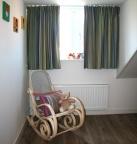 gordijnen menthe. leuk voor in de jongenskamer. bij kleurmeester te koop  http://www.kleurmeester.nl/webshop/kinderen/gordijnen/kg-6-gordijnen