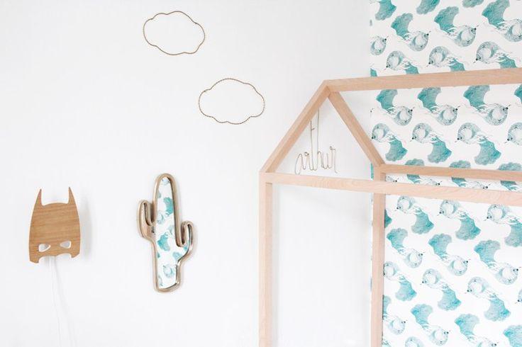 17 beste idee n over kind slaapkamers op pinterest cubby huizen hangmatschommel en - Deco kamer kind gemengd ...