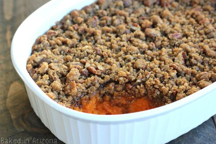 Baked in Arizona: Sweet Potato Casserole