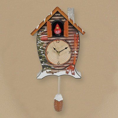 mark feldstein associates inc ckwc cuckoo clock snowy cabin by mark feldstein associates - Feldstein Kaminsimse