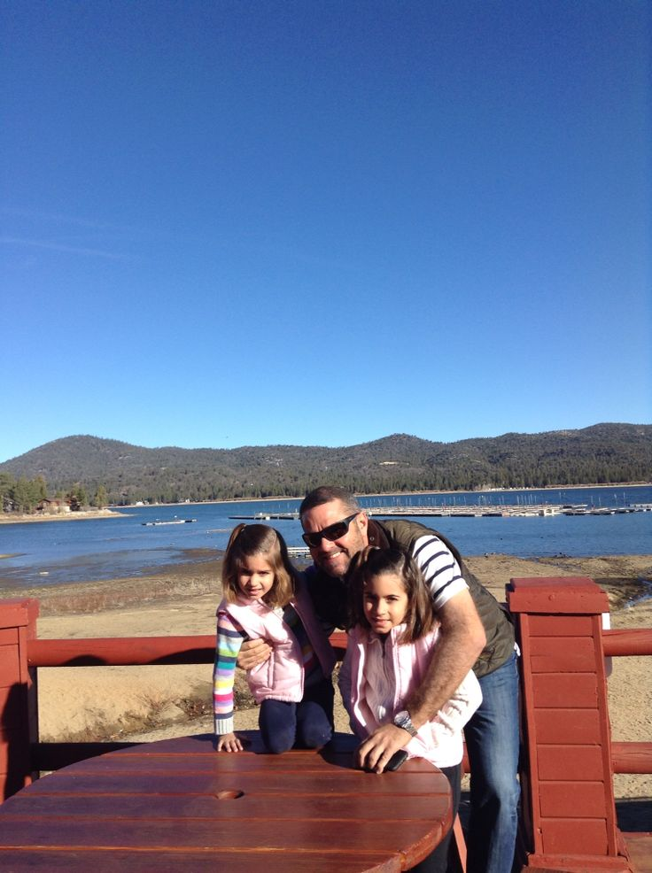 Lago de big bear lake