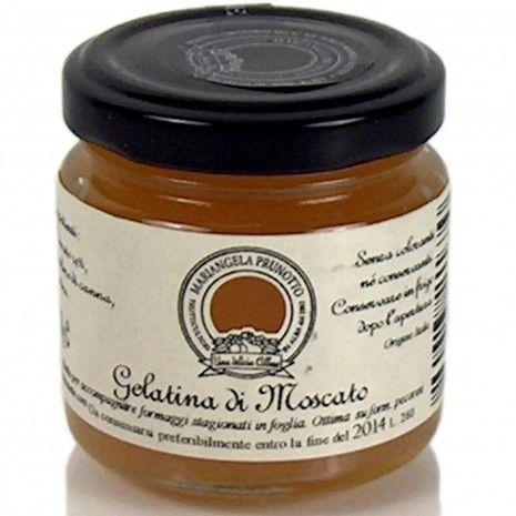 Gelatina di Moscato - Mariangela Prunotto   Eataly