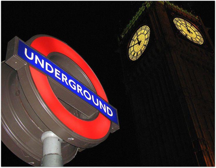 10 reglas a seguir en el metro de Londres.