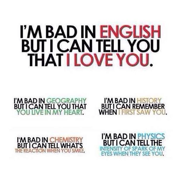 I'm bad in English, but...