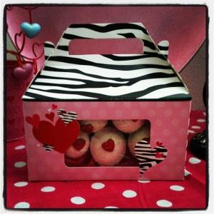 cupcake valentine box pinterest