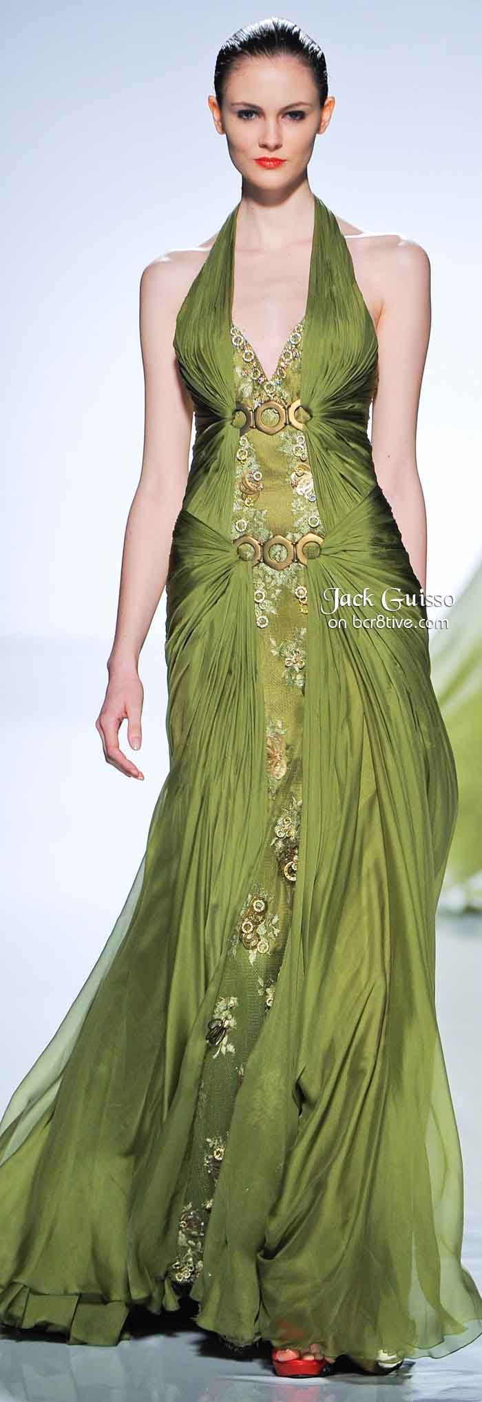 Jack Guisso Spring 2011 Couture beautiful just beautiful