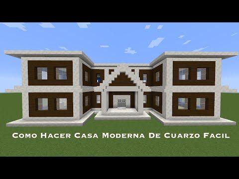 M s de 25 ideas incre bles sobre mansi n moderna en for Como hacer una casa moderna y grande en minecraft 1 5 2