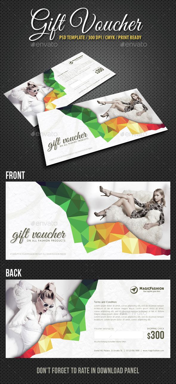 39 best Gift Voucher images on Pinterest Cards, Restaurant and A - coupon template download