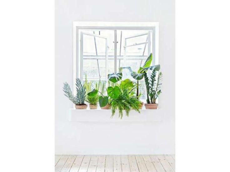 Oltre 25 fantastiche idee su idee per soggiorni su - Rivestire i davanzali delle finestre ...