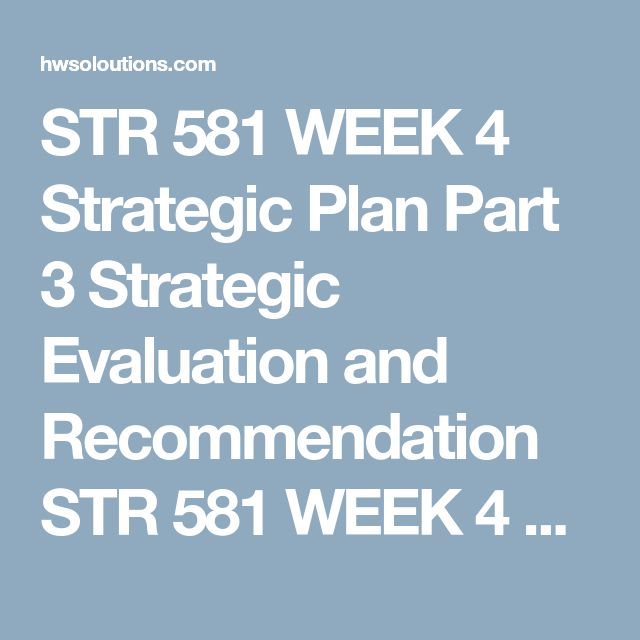 strategic plan part An agency strategic plan is one of three main elements required by the government performance and results act (gpra) of 1993 (pl 103-62) and the gpra modernization act of 2010 (pl 111-352) an agency strategic plan defines its mission, goals, and the means by which it will measure its progress in addressing specific national problems over a.