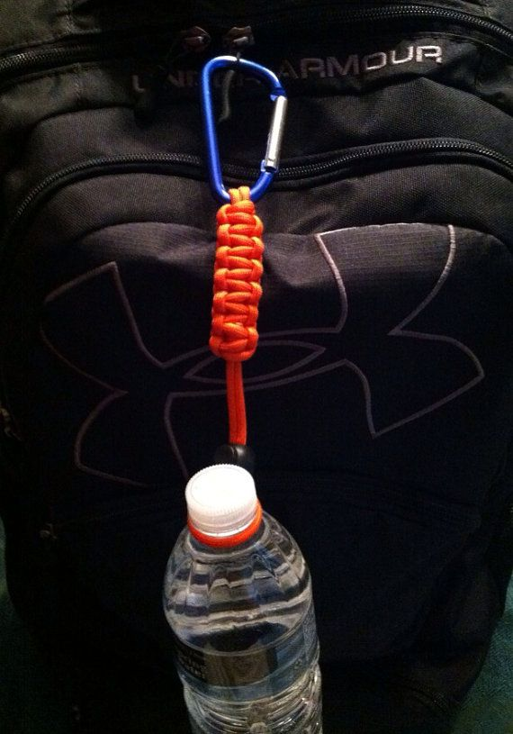 Survival Paracord Water Bottle Holders by ParacordTeamProducts, $5.00