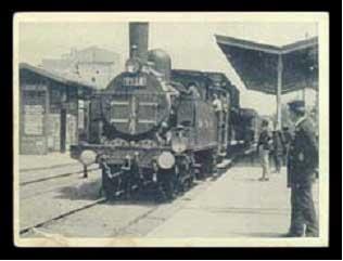 L'Arrivée d'un train en gare de La Ciotat, 1895, Lumiére