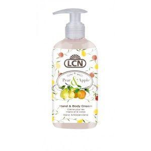 Hand & body lotion 300 ml - Pear/apple  Stor str. med pumpe.