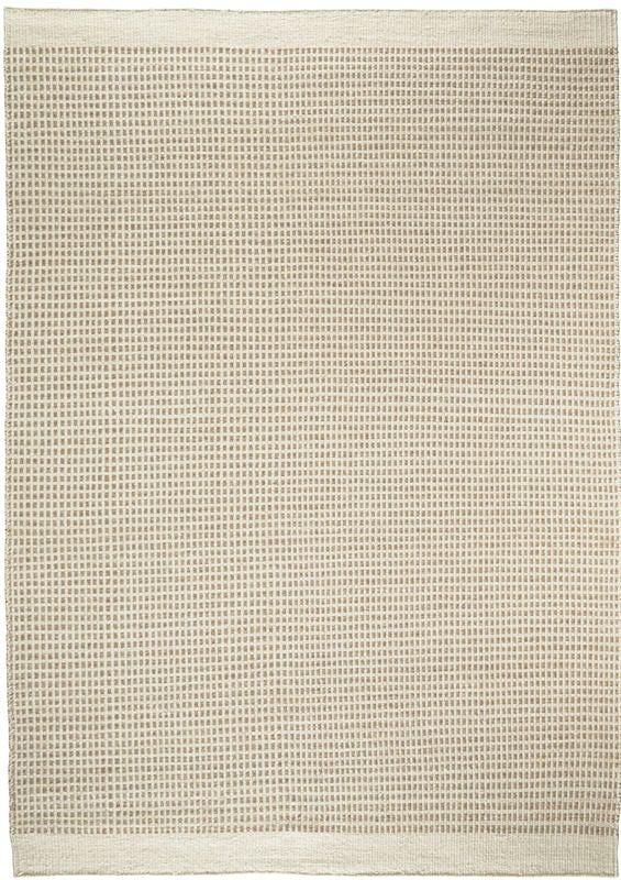 Kelim Trend  - Kelim - Unikt kelim tæppe med hvidt mønster. Dette smukke kelim tæppe er håndlavet af ren ny uld. Tilfør indretningen et unikt og personligt touch med dette særlige tæppe.
