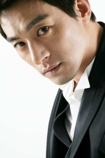 Joo Jin MO. Don't know who he is, but he's cute.
