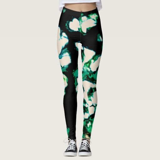 Nature Leggings. Find them at my shop: https://www.zazzle.com/abstractartunlimited?rf=238807233220429511 These leggings are not only look great but are sexy! Check out the back when you go to my site! Colored in black, nude and green, they look good at the gym and on the street. Medium weight fabric is sturdy, yet breathable, stretches to fit your body, hugs in all the right places and bounces back after washing. You can wear your leggings over and over and they won't lose their shape.