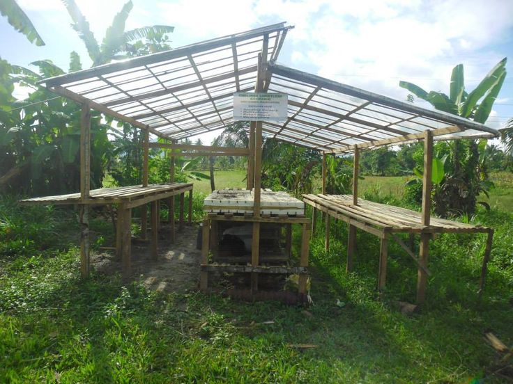 bamboo greenhouse - Google Search