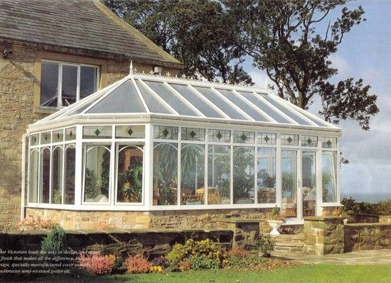 Glass conservatory additions glass conservatories for Glass rooms conservatories
