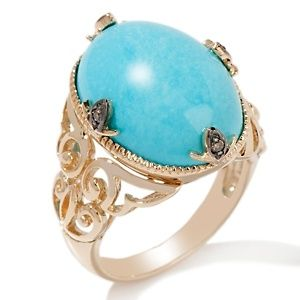 sleeping beauty turquoise >> yes, Sleeping Beauty is the name of this particular type of turquoise <3