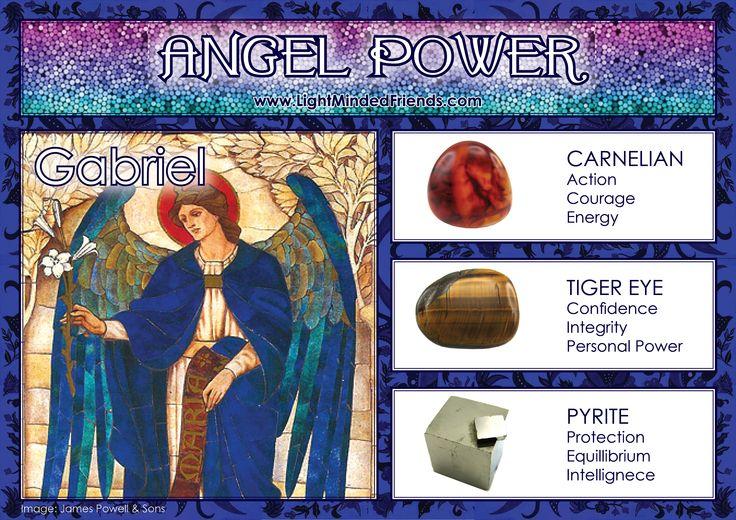 Angel Power: Archangel Gabriel!