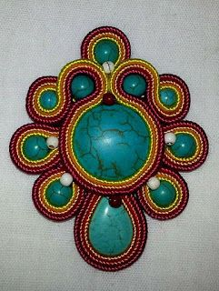 Πηγές του κόσμου knit - crochet cafe - Ολοφύτου 4 Ανω Πατήσια: ... art of soutache, φτιάχνω κόσμημα Νο1!!!