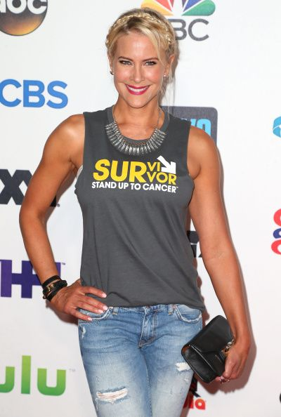 Brittany Daniel attends Hollywood Unites for the 4th Biennial Stand Up for Cancer (SU2C), a Program of the Entetainment Industry Foundation (EFI) at the Dolby Theatre on September 5, 2014 in Hollywood, California.