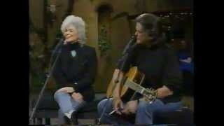 """May you be kinda crazy forever Susanna Clark. Relaxed song circle hosted by Jerry Jeff Walker with friends Guy and Susanna Clark and Richard Leigh. Here's Susanna's """"We Were Kinda Crazy Then."""""""
