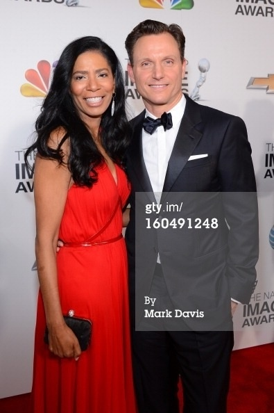 TG and Judy Smith whom the show is based off.. ~ NAACP awards