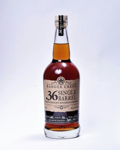 The Best Bourbon is from.... TEXAS???  2015 Winner of ACSA spirits competition was from Texas distillery Ranger Creek.