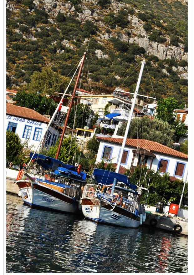 old marina...