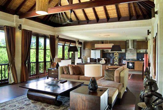 42 best bali interior design images on pinterest for Interior design villa bali