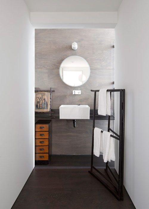 Minimalistisches Hausdesign, Ländliche Badezimmer, Moderne Raumausstattung,  Moderne Einrichtung, Häuser, Trautes Heim, Architektur, Badezimmer