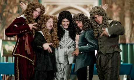 horrible histories - King Charles II I love this soooooo much - if you don't know the series please try and catch it !