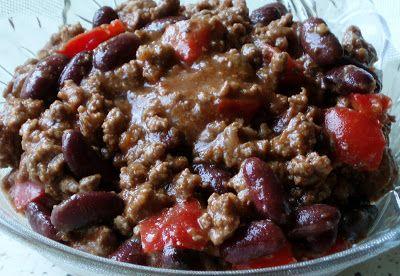 Radość gotowania: Chilli con carne