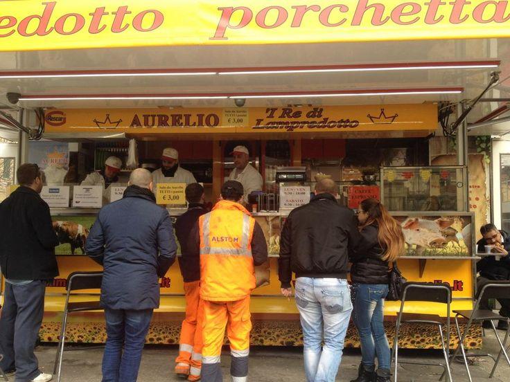 Aurelio Il Re della Trippa, Florence Street Food