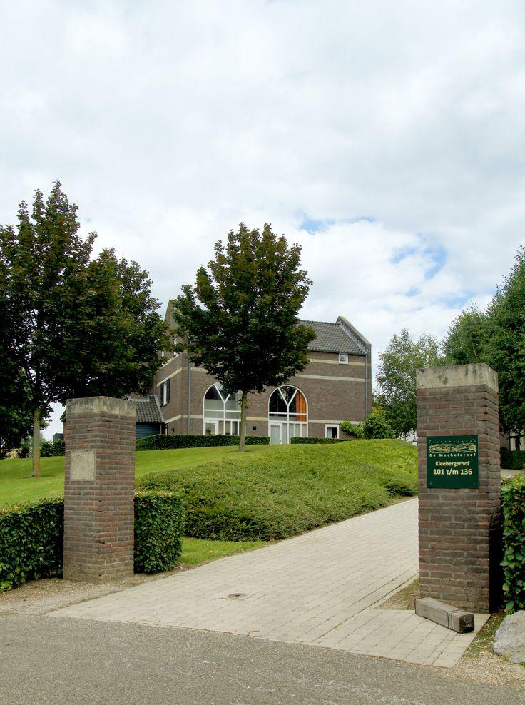 Mechelerhof, huisje 136. #vakantie #eropuit #Limburg #lekkerweg #Dutch #wandelen #fietsen #bourgondisch