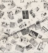 Nam June Paik. Poster for Actions, Agit-Pop, De-Collage, Happening, Events, Anti-Art, L'Autrisme, Art Total, Refluxus, Aachen, Germany, July...