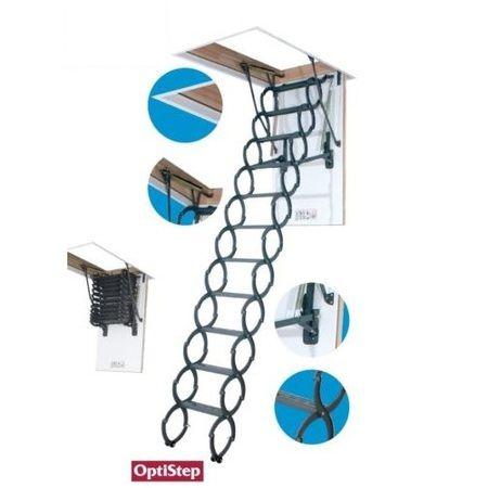 OST Tesoura :: ATTIC Escadas para Sótão e Janelas para Telhado