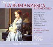 Donizetti: La Romanzesca e L'Uomo Nero [CD], 00000000000584465