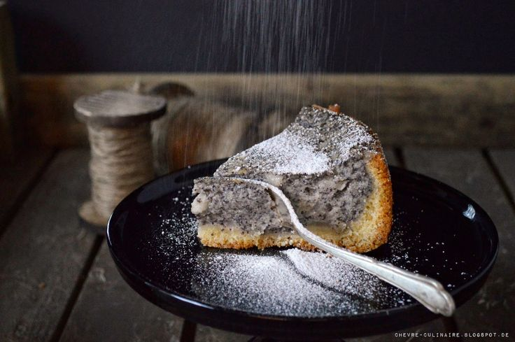 Chèvre culinaire: Poppy-Seed Cake // Saftigster Mohnkuchen