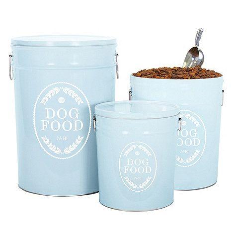 Farmhouse Pet Food Canister by Ballard Designs  I  ballarddesigns.com