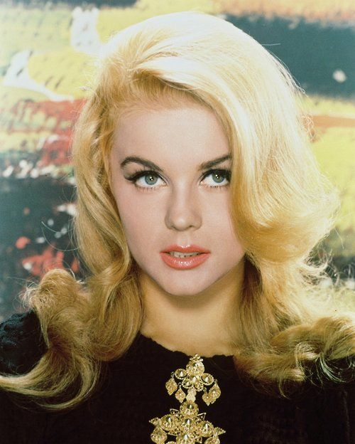 I am in love with Ann-Margret.