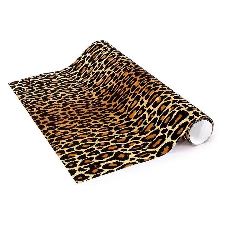 Wallpaper Leopard, ook supercool te mixen en matchen met de andere spulletjes!