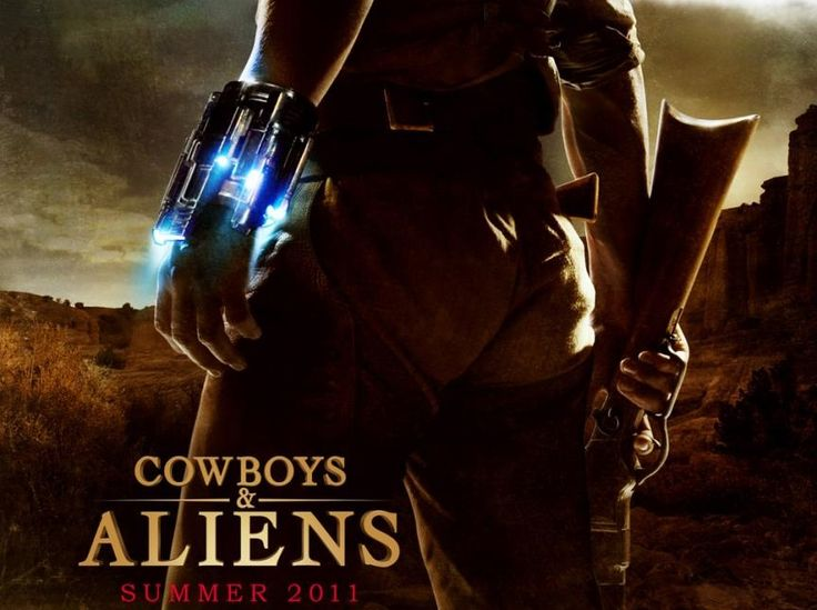 Cowboys and Aliens - Best Movies 2011