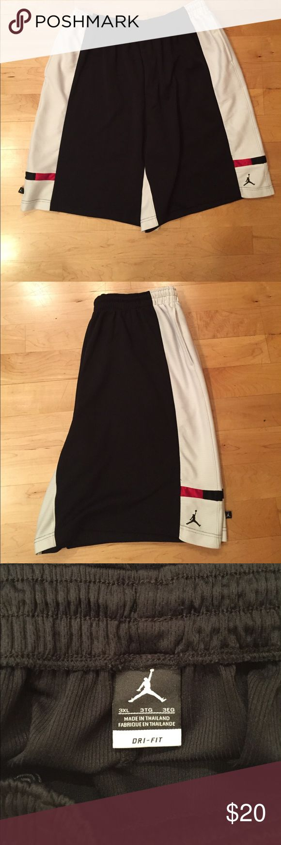 Jordan Basketball Shorts Jordan Basketball Shorts | Great Condition | No Known Flaws 🏀 Jordan Shorts Athletic