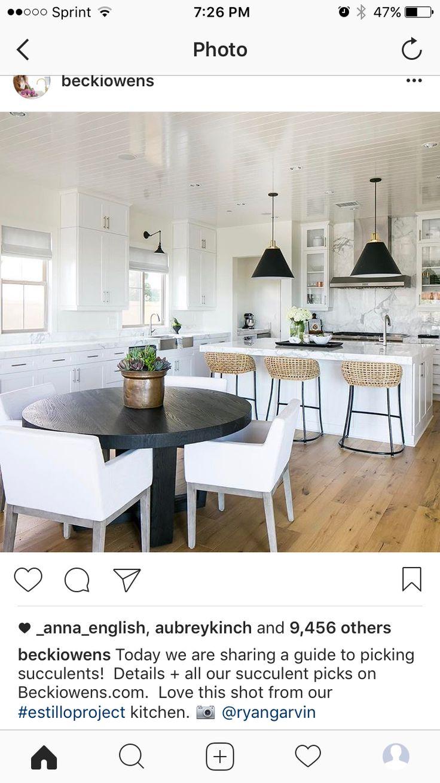 Mejores 94 imágenes de Cocinas en Pinterest | Cocina moderna, Cocina ...