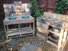 billige Outdoor-Küchenideen – Google-Suche
