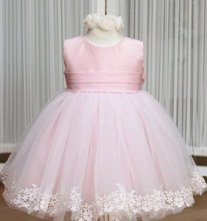 Baby toddle dress/ flower girl/ holiday dress 003 by PLarissa, $65.00
