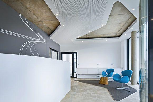 ISDB Bürogebäude_Innenarchitektur